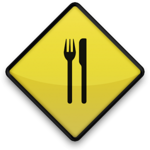 059244-yellow-road-sign-icon-food-beverage-knife-fork